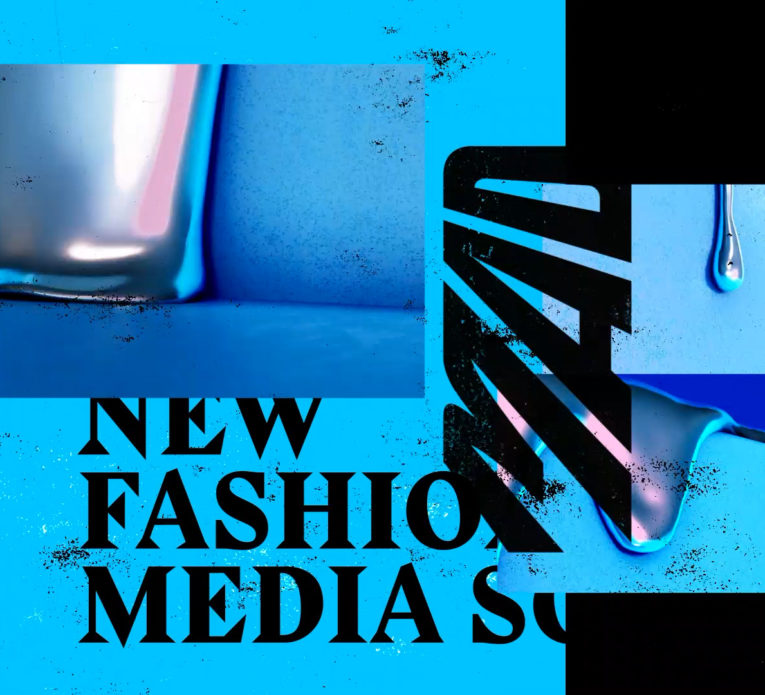 The digital media dedicated to fashion